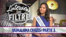 """Vaimalama Chaves : """"Matthieu Delormeau a beaucoup blessé les gens qui m'entourent"""""""