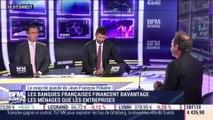 Le coup de gueule de Filliatre : Les banques françaises financent davantage les ménages que les entreprises  - 04/07