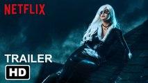 Marvel's THE BLACK CAT Teaser Trailer - Netflix Concept   Amber Heard, Vincent D'Onofrio