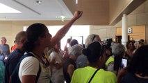 Avignon : 200 gilets jaunes défendent leur avocate