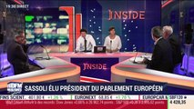 Les insiders (1/2): Sassoli élu président du Parlement européen - 03/07