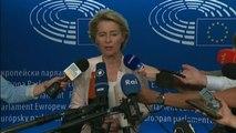 Ue, Ursula von der Leyen: sono onorata di guidare la Commissione