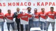Monaco - L'ASM a présenté son nouveau maillot Kappa
