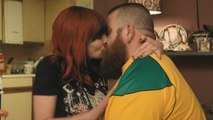 Fighting with My Family / Kiss Scene (Lena Headey and Nick Frost)