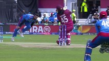 Gayle dismissed in final World Cup innings