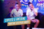 Maud Antoine : «Battre les plus gros»