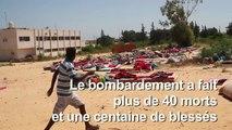 Raid sur des migrants: pas de condamnation unanime de l'ONU