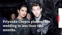 Priyanka Chopra Is The Ultimate Wedding Planner