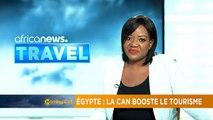 Égypte : la CAN attire de nombreux touristes