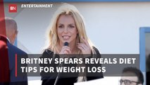 Britney Spears' Weight Loss Routine
