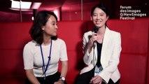 Huai Chin-Lee et Sin-Yi Yao (Koahsiung Film Festival) I Interview au NewImages Festival 2019