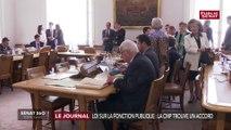 Fonction Publique: députés et sénateurs trouvent un accord sur le projet de loi