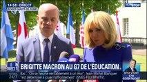 """Jean-Michel Blanquer: """"Les événements tragiques des derniers jours nous rappellent que nous n'en feront jamais trop"""" contre le harcèlement scolaire"""