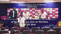 Morocco and Benin look ahead to their AFCON round of 16 clash