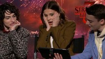 Watch Millie Bobby Brown React to Her FIRST 'Stranger Things' Interview!