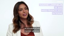 Marine Lorphelin raconte son passage de Miss France à médecin