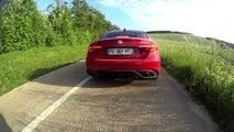 ALFA ROMEO GIULIA VS BMW SERIE 3