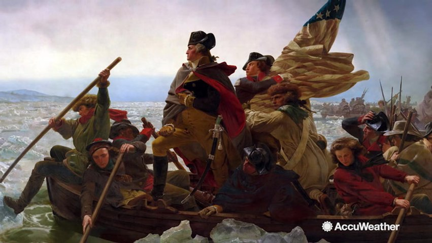 Weather's impact on American independence