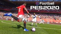 PES 2020 - Manchester United Partnership Announcement Trailer