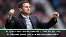 """Chelsea - Lampard : """"Une décision difficile de quitter Derby"""""""