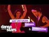 DALS S08 - Tatiana Silva et Christophe Licata pour une salsa sur Magic in the Air (Magic System)