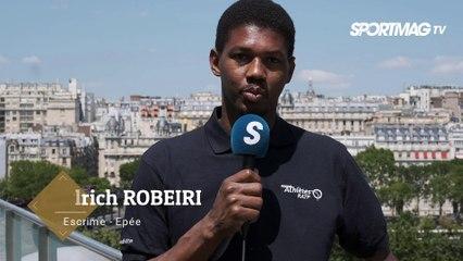 """Web-série """"Rêve de Champions"""" RATP - Interview de Ulrich Robeiri"""