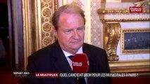 Municipales à Paris: « Griveaux n'a pas la tête de l'emploi » selon Pierre Charon