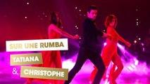 """DALS S08 - Tatiana Silva, Christophe Licata et Fauve Hautot dansent une Rumba/Paso Doble sur """"Marie"""""""