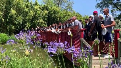 SEMAINE 2 - INSIDE USAPISTE - GARDEN PARTY JARDIN DES PLANTES