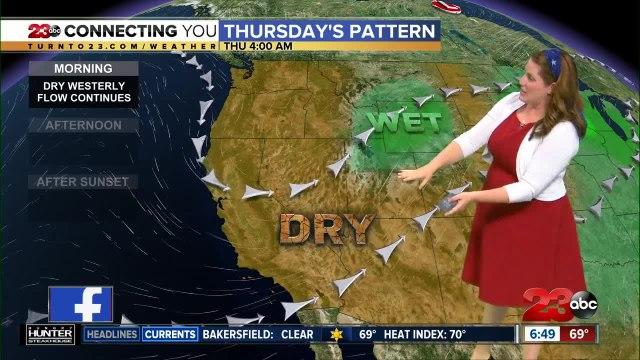 Thursday Morning Forecast 7/4/19