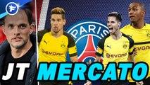 Journal du Mercato : le PSG bien décidé à piller le Borussia Dortmund