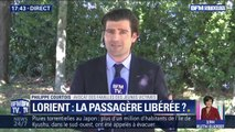 """Chauffard de Lorient: l'avocat de la famille des victimes juge """"inconcevable"""" la libération de la passagère"""