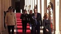 Roma - Visita Ufficiale Presidente della Federazione Russa Putin (04.07.19)