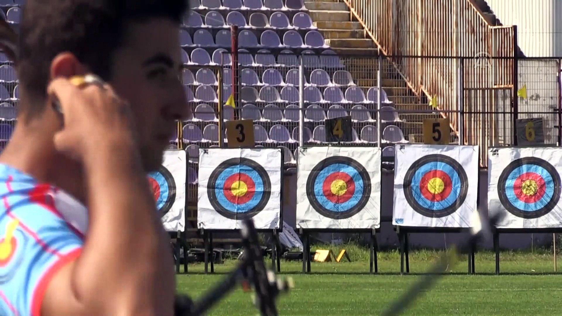 Yıldızlar, Gençler Açık Hava Türkiye Okçuluk Şampiyonası başladı - ORDU