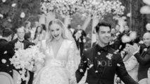 Sophie Turner et Joe Jonas dévoilent leurs photos de mariage