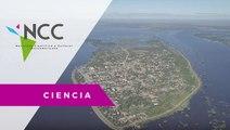 La ciudad que se ha convertido en una isla