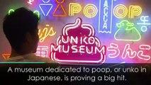 Museum of Poop proves a big hit in Japan
