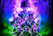 MVGEN: Stranger Things : Epic Fan Art GIF Compilation