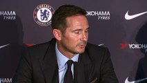 Lampard ready for 'biggest challenge' as he is unveiled as Chelsea head coach