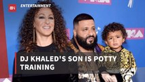 DJ Khaled's Is A Proud Dad And Wants To Expand The Family