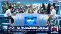 SNCF: 1h30 pour acheter son billet