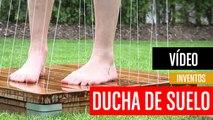 [CH] La ducha de suelo que se activa con el peso
