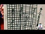 Niños reflejan cómo son los centros de detención en EUA | Noticias con Ciro Gómez Leyva