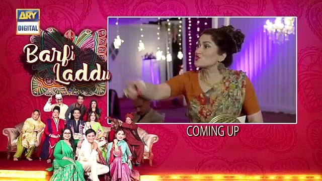 Barfi Laddu ¦ Ep 6 ¦ 4th July 2019 ¦ ARY Digital Drama