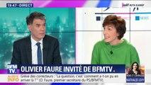 """Municipales: Olivier Faure soupçonne LaREM de """"détournement de fonds publics"""""""