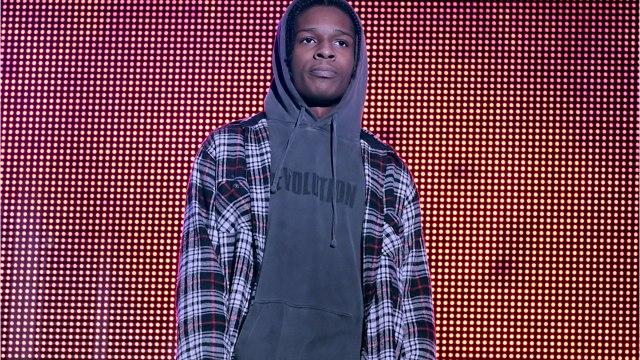 Rapper A$AP Rocky Arrested In Sweden