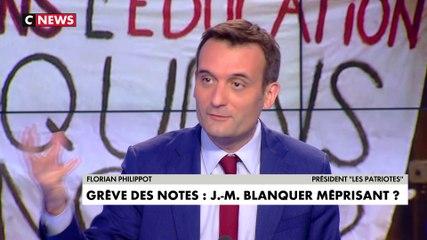 Florian Philippot - CNews jeudi 4 juillet 2019