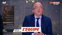 Le Graët voudrait voir Pogba et Griezmann au PSG - Foot - EDS