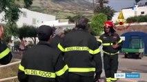 Éruption du Stromboli : l'île volcanique retrouve un peu de calme