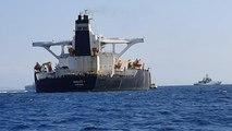 Un pétrolier iranien stoppé dans le détroit de Gibraltar